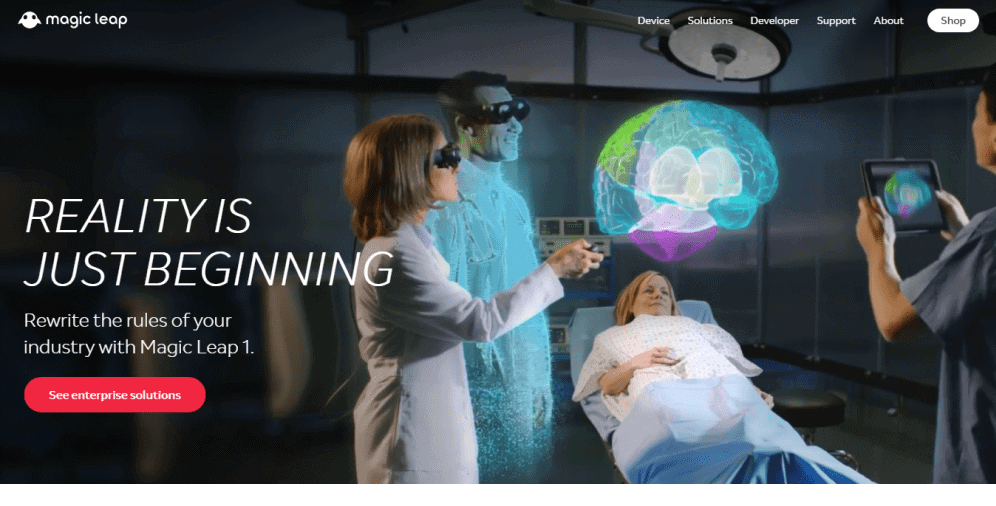 MagicLeap_homepage