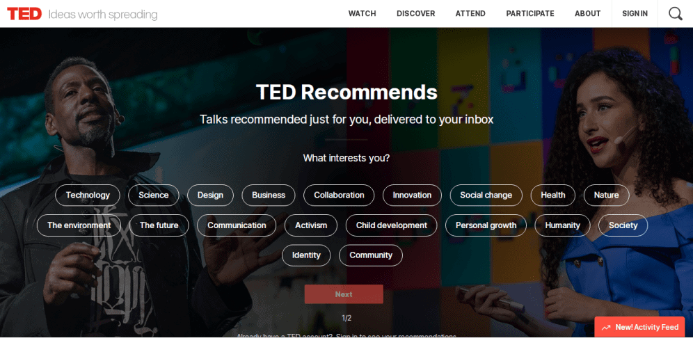 TED_homepage