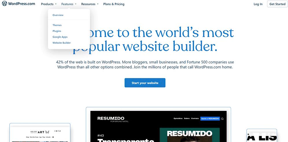 WordPress_navigation_Ester_Digital